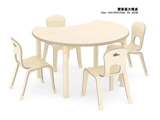 蒙泰基-大嘴桌
